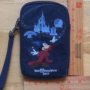 Disney Phone tech wristlet case